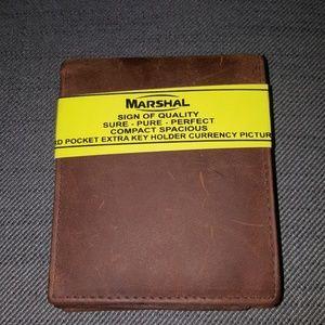 Marshal RFID Signal Blocking Wallet